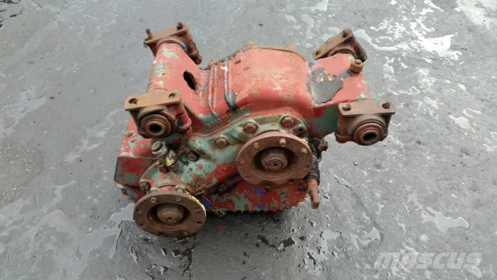 Used mercedes benz vg transmission for sale mascus usa for Mercedes benz transfer case recall