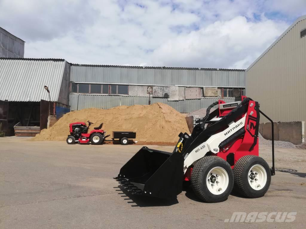 [Other] mitrax skid steer mp-650