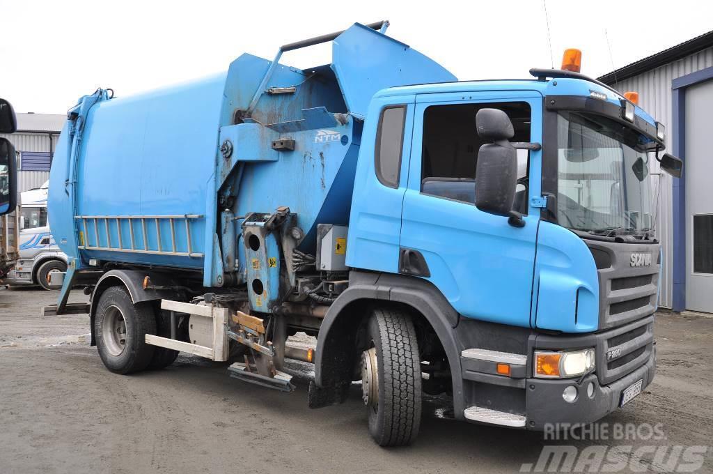 Scania P 280 4X2