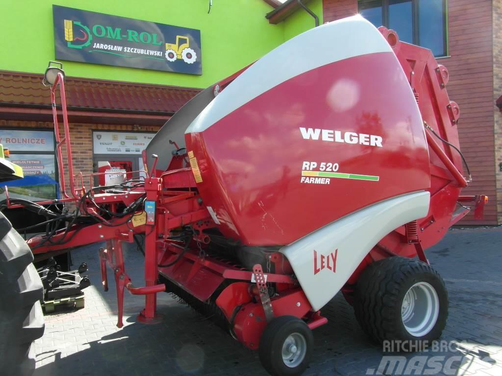 Lely Welger RP 520 Farmer