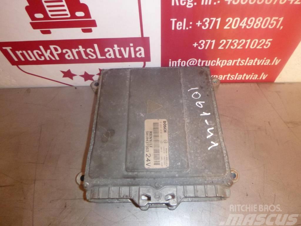 Renault MAGNUM ENGINE CONTROL BLOCK 5010437363