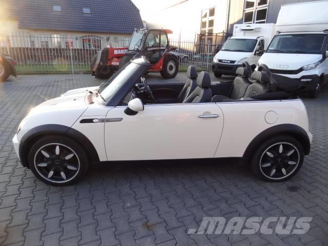 mini cooper cabrio occasion prix 4 500 ann e d 39 immatriculation 2008 voiture mini. Black Bedroom Furniture Sets. Home Design Ideas