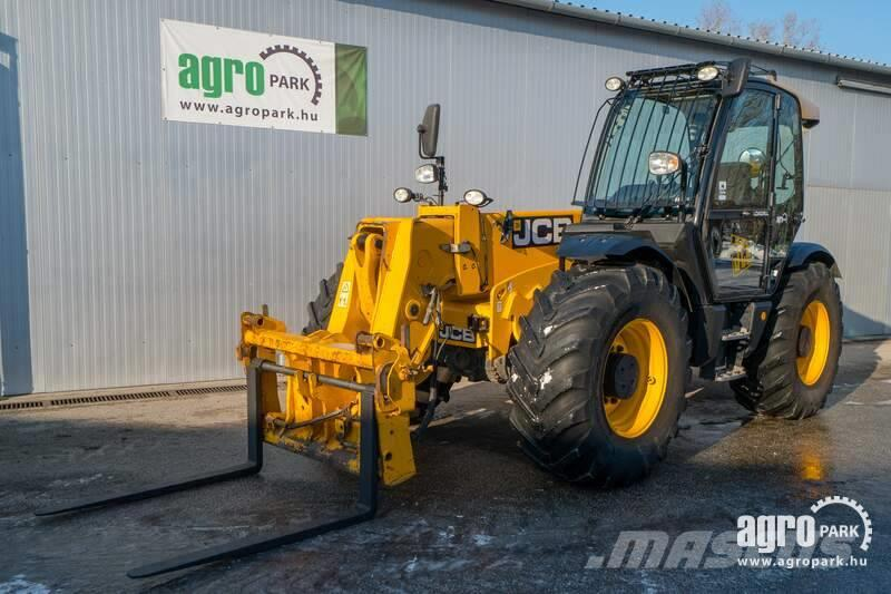 JCB 550-80 Agri Plus (5954 hours) 8 m lifting height
