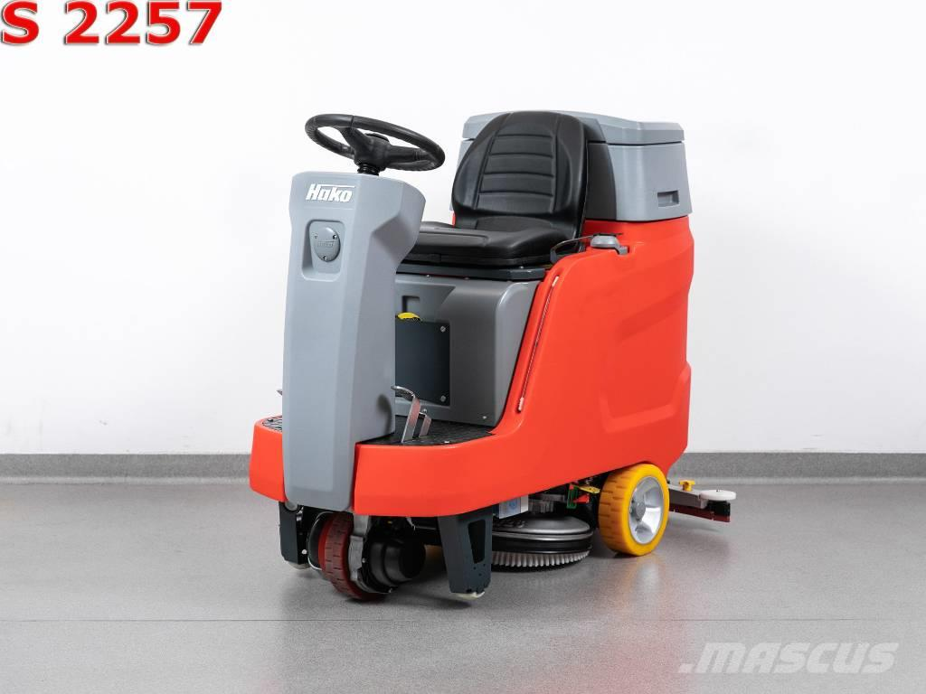 [Other] SCRUBBER DRYER HAKO SCRUBMASTER B 75 R