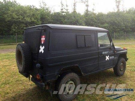 Mercedes-Benz 240 GD 28/4x4