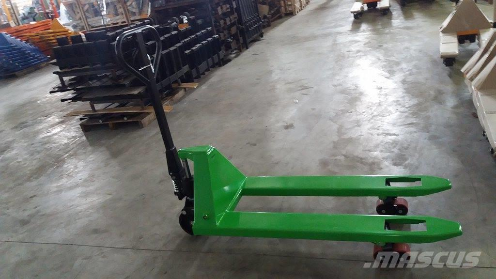 Used APEX LIFTER AL2500 Hand Pallet Truck Year: 2017 Price