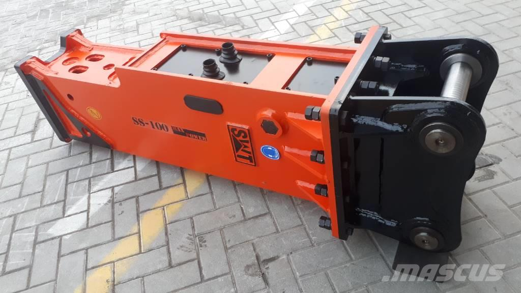 [Other] SWT SS-100 hammer 860kg