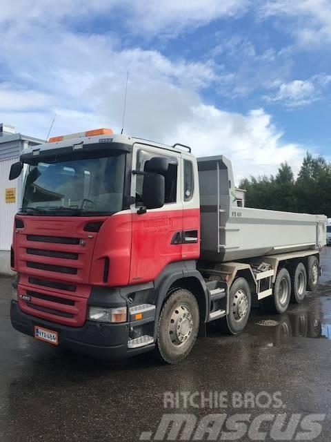 Scania R 480 10X4
