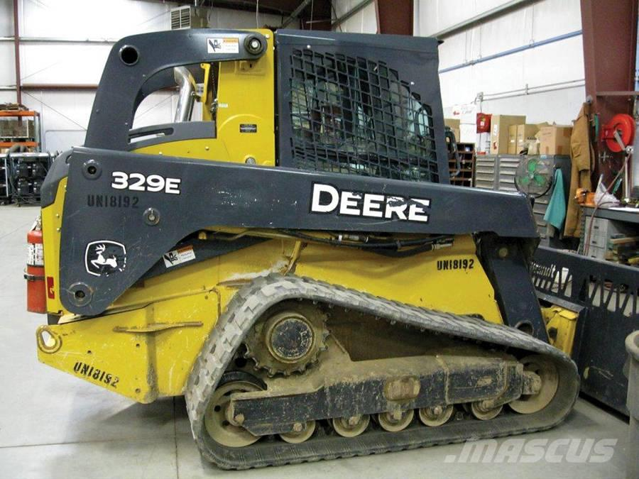 John Deere 329 E