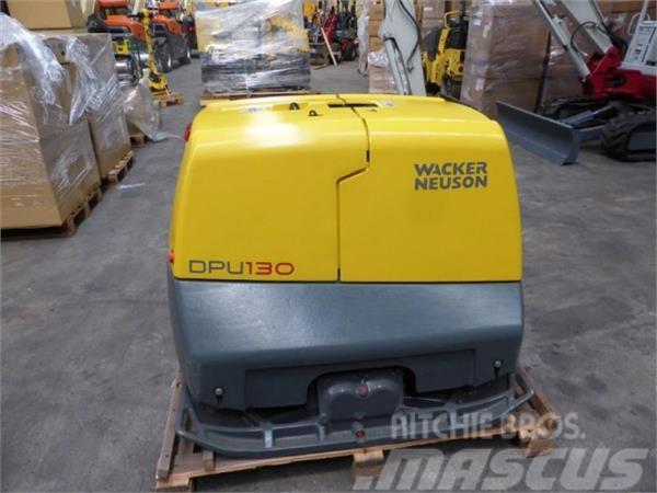 Wacker vibroplate DPU130LE