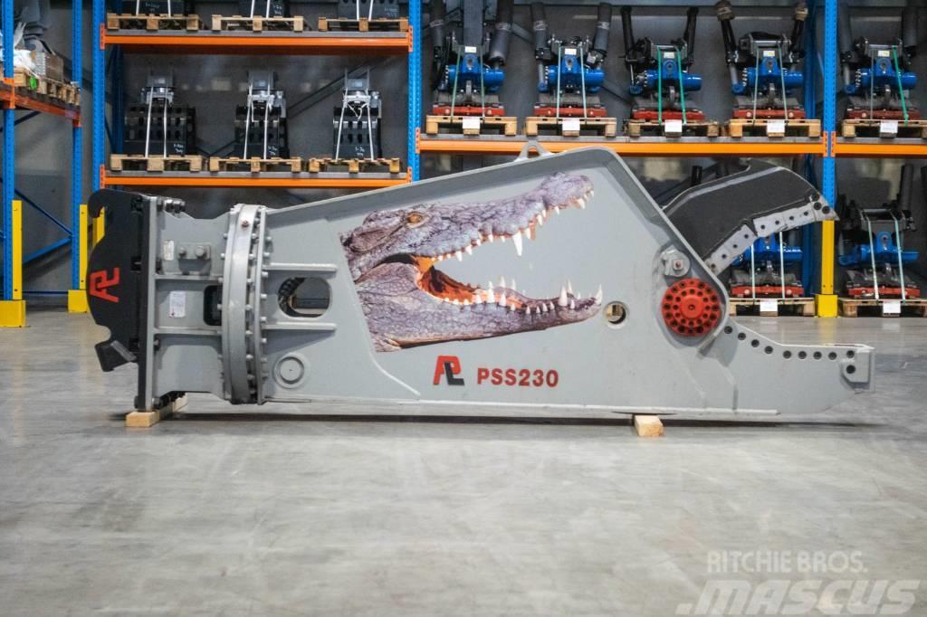 Pladdet PSS230 Steelshear