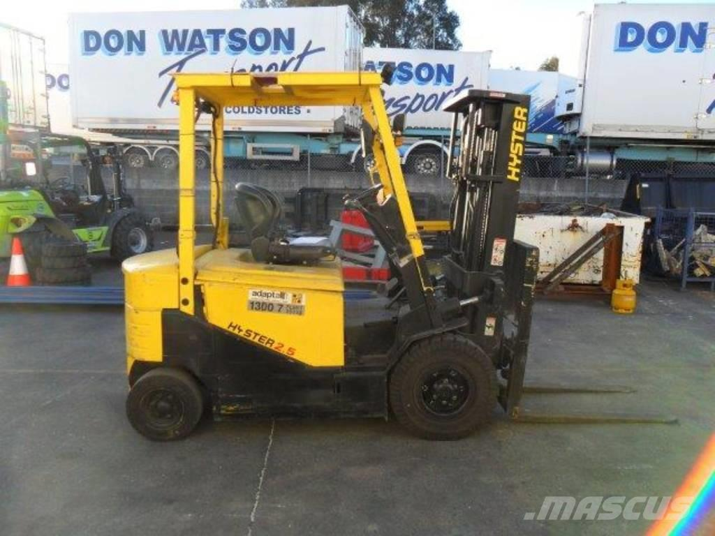 Hyster J2.50HEX