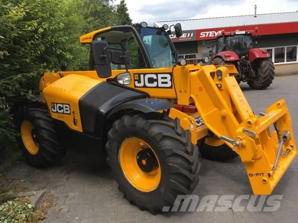 JCB 541-70 Agri Plus verreiker / loader