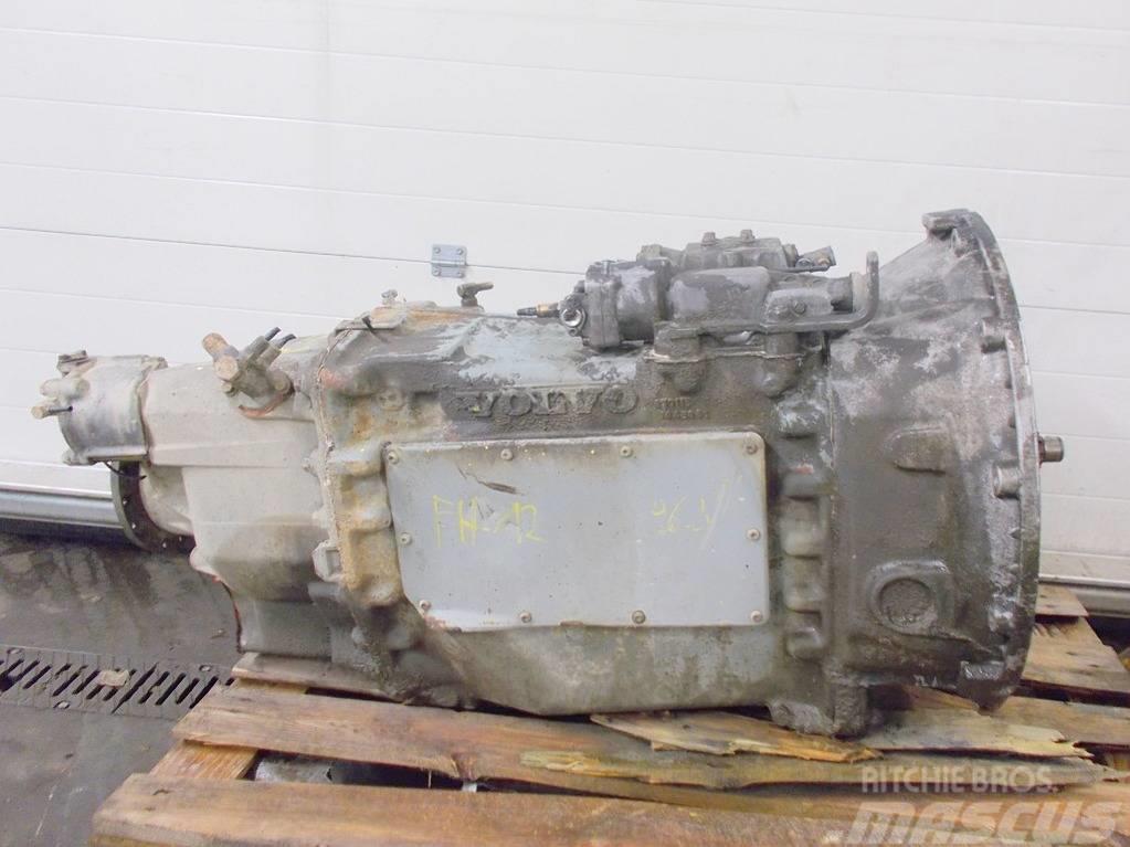 Volvo FH12 SR1900 gearbox