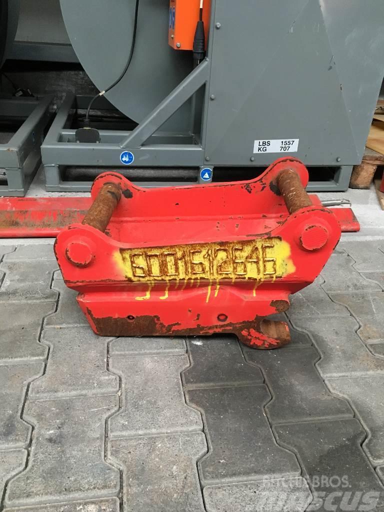 Henle Schnellwechseladapter QC08 - EasyLock HS08