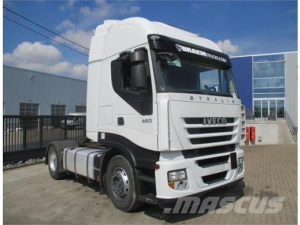 Iveco STRALIS 450 BLS 4x2 + euro 5