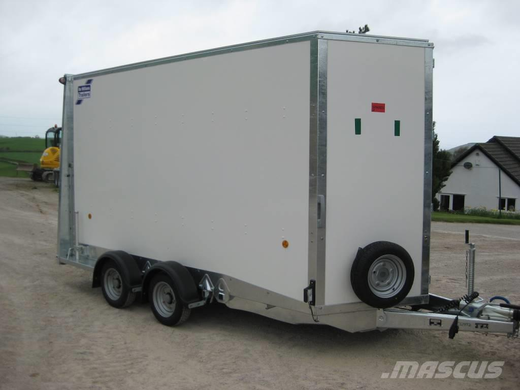 Ifor Williams bv126