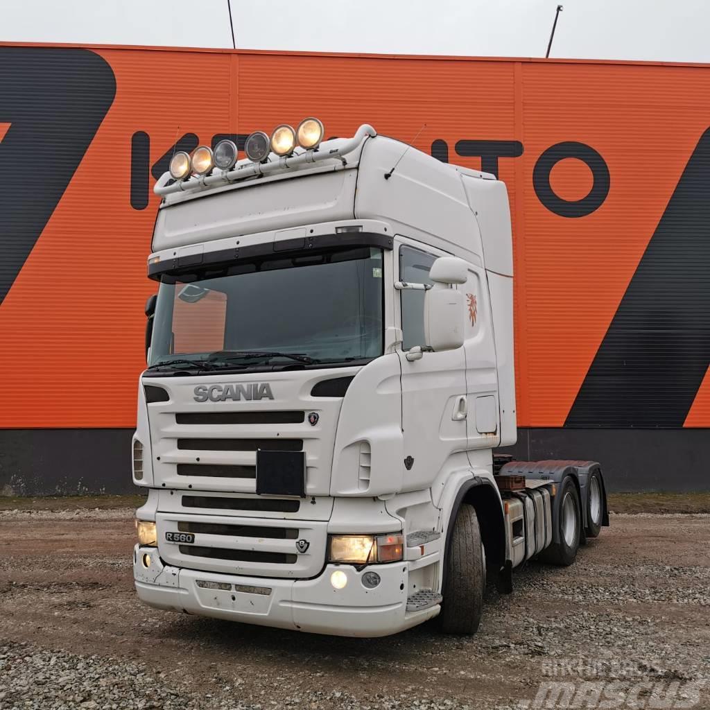 Scania R 560 6x2
