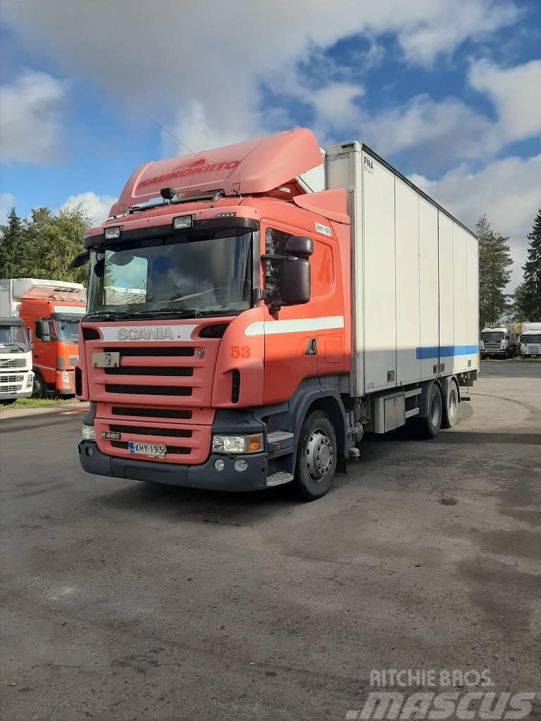 Scania R 12 LB