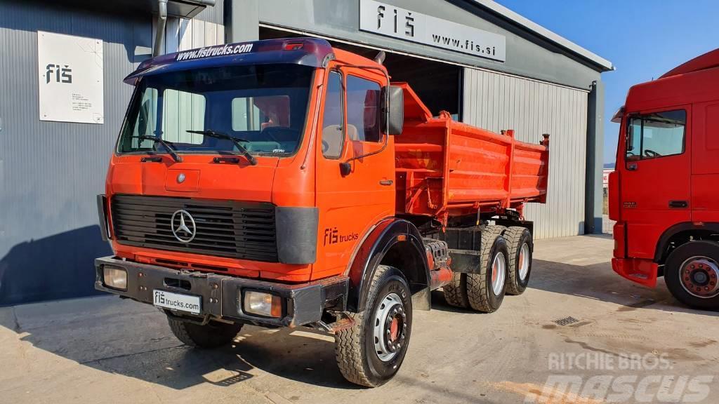 Mercedes-Benz 2628 K (2632) 6X4 meiller tipper