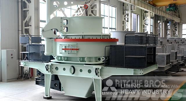 Liming VSI6X Vertical Shaft Impact Crusher, stone crusher