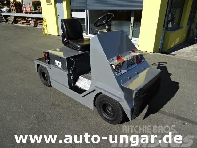 Volk EFZ 6 Elektroschlepper 24V mit Rückfahreinrichtung