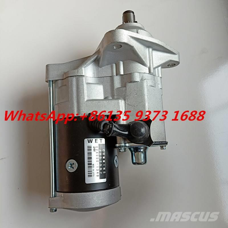 Cummins 6CT Starter Motor 3283814 3920329 3957597