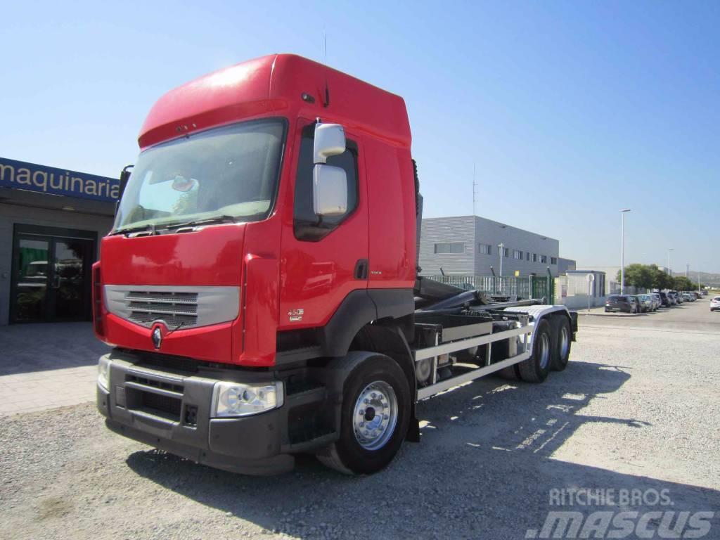 Renault Premium 410+Equipo VDL S20/630