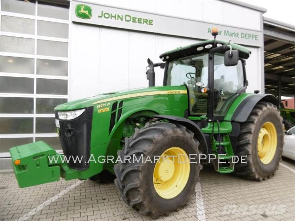 John Deere 8310R AutoTrac