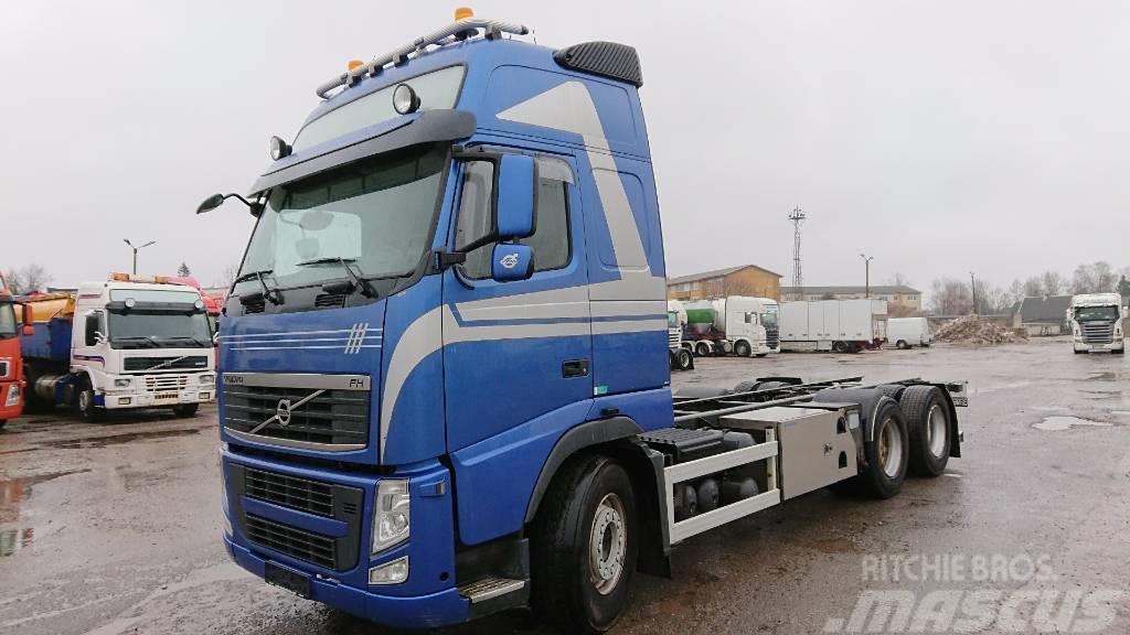 Volvo FH540 6X4 chassii EURO 5