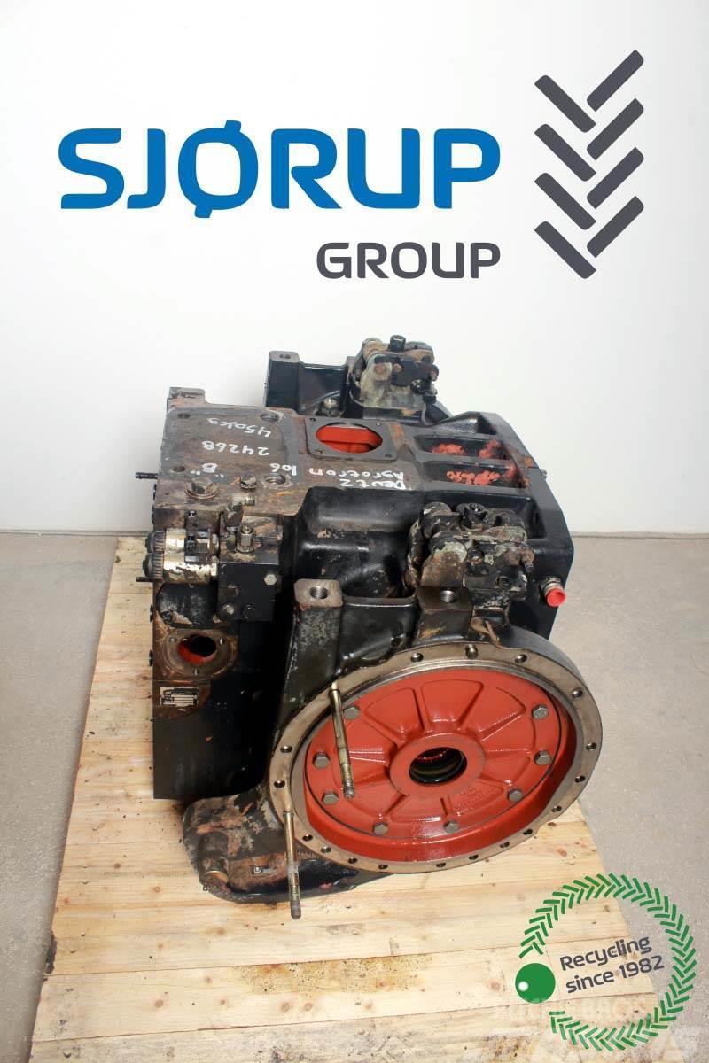 Deutz-Fahr Agrotron 106 Rear Transmission
