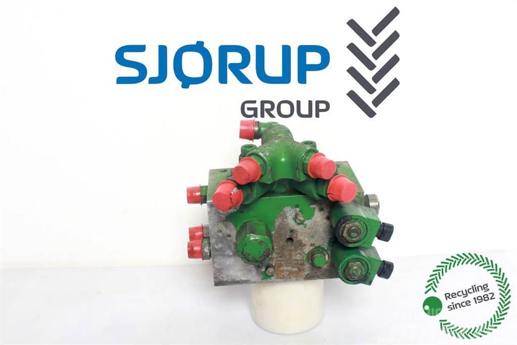 John Deere 6920 Suspension controle valve