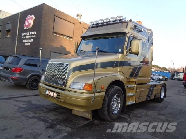 Volvo NH 12 460 globe FULL hydr TOP