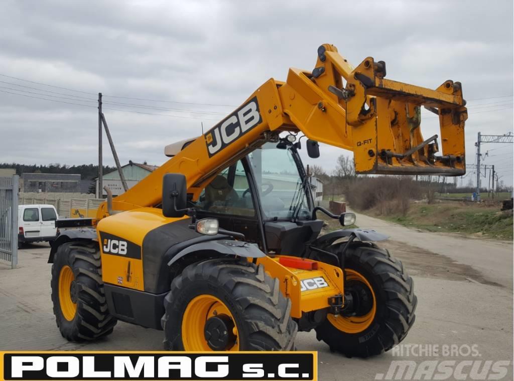 JCB 531-70 AGRI SUPER 128.500 zł netto JCB 541-70 536