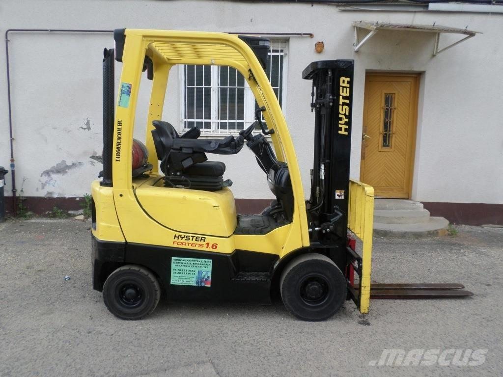 Hyster H 1.6