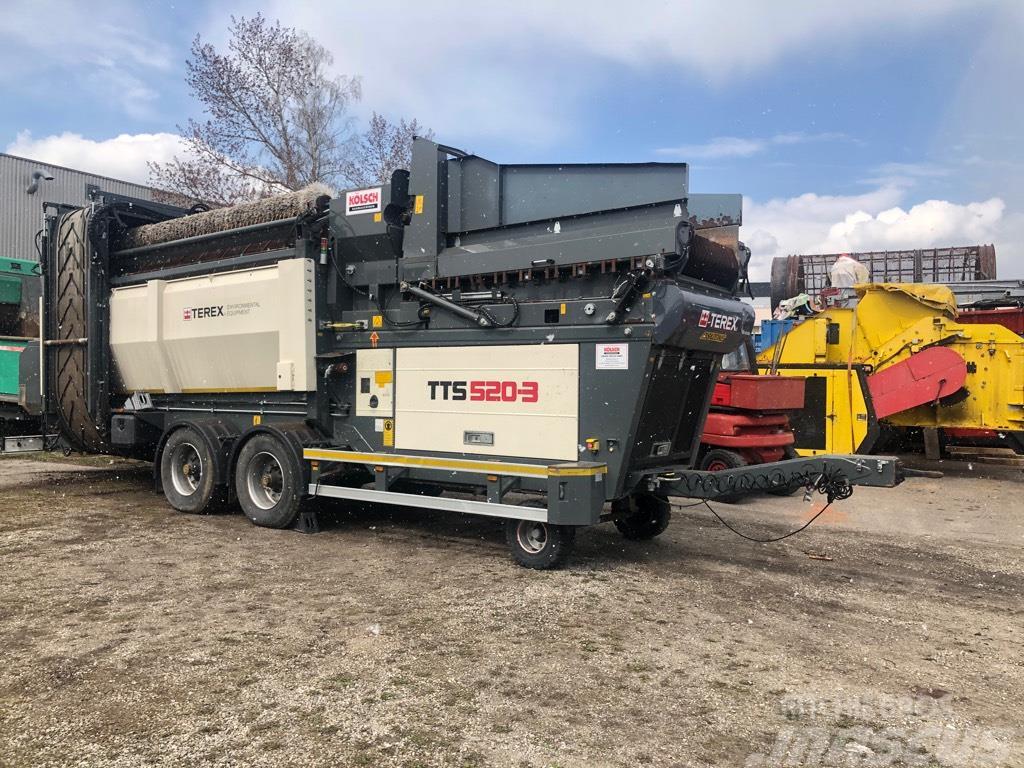 Terex TTS520-3