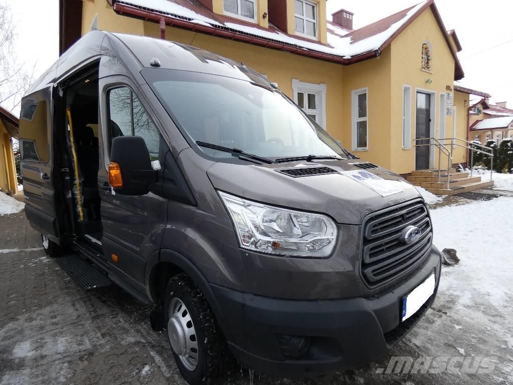 Ford Transit School Bus