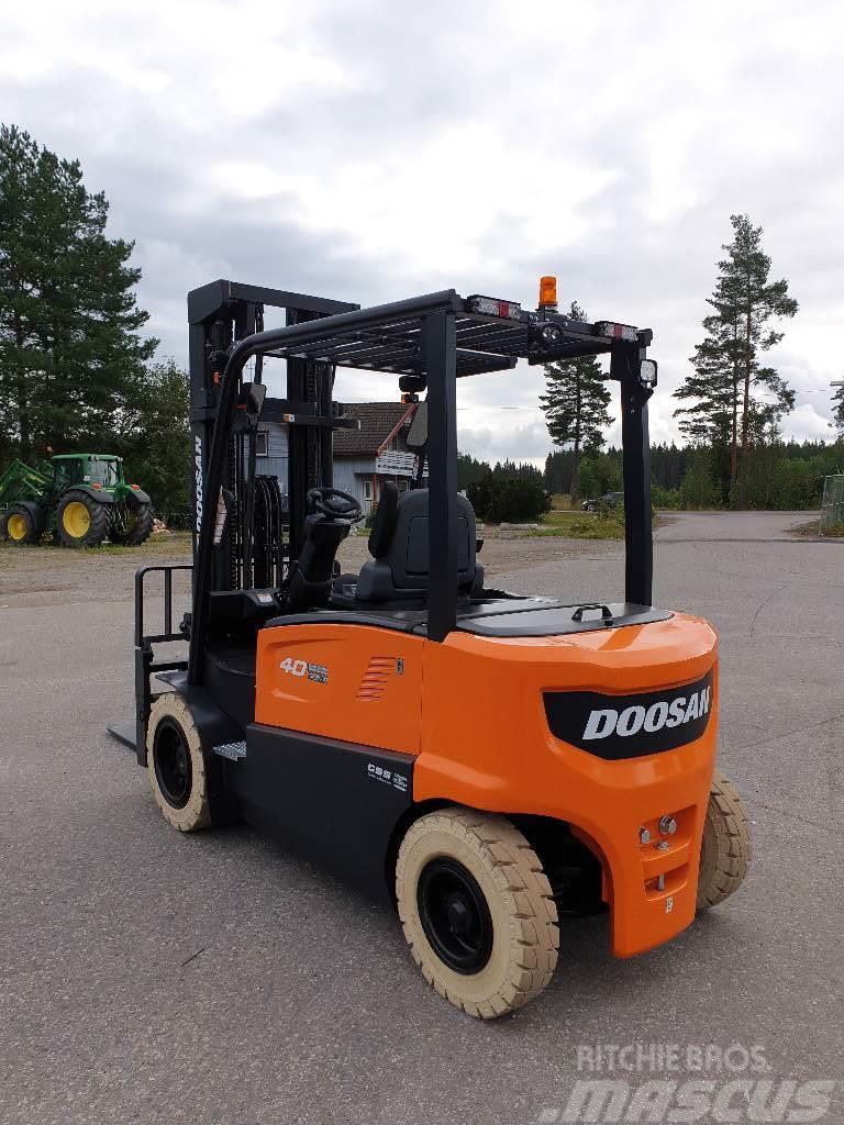 Doosan B40X-7 - 4,0 t el. truck - 6,05 m LH (PÅ LAGER)