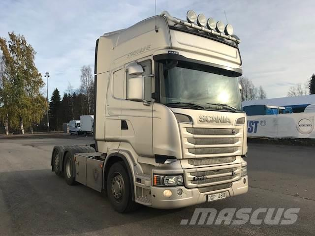 Scania -r730 - Tractor Units, Price: £67,366, Year of manufacture