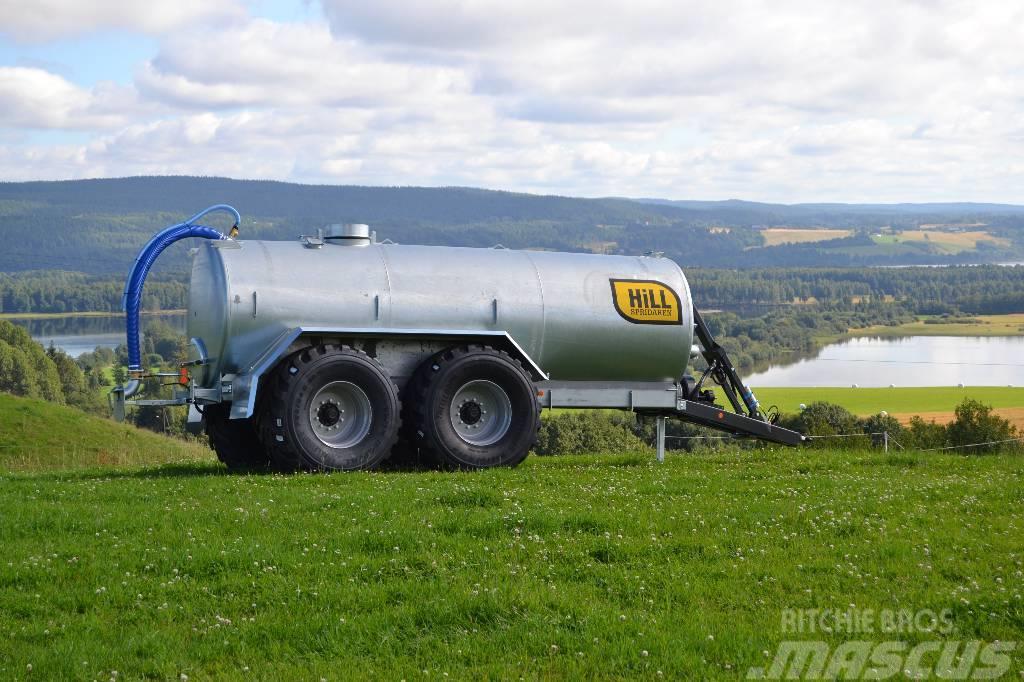 Hill HB15 Gjødselvogn