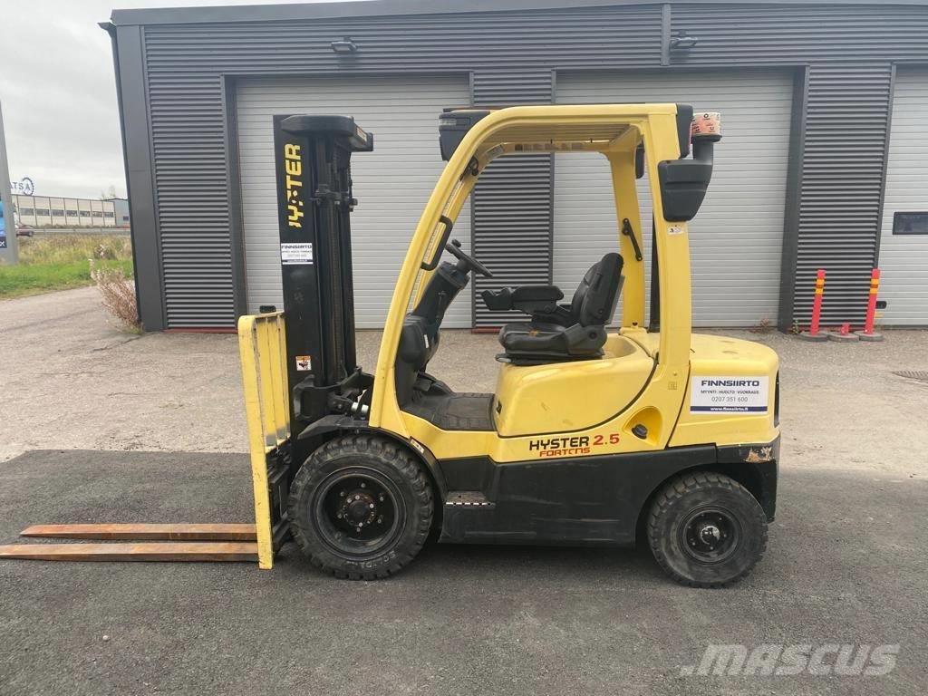 Hyster 2.5 FT