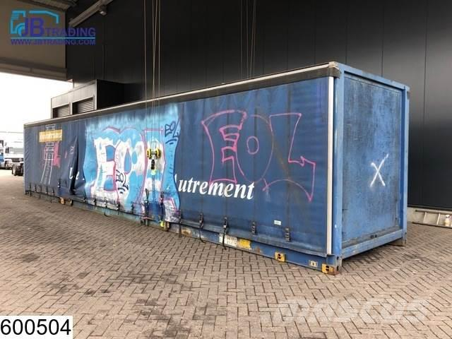 [Other] FKX Container 45 FT Tautliner container