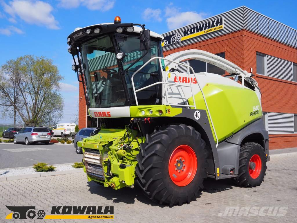 claas jaguar 840 40km h 4wd preis baujahr 2016 selbstfahrende h cksler. Black Bedroom Furniture Sets. Home Design Ideas