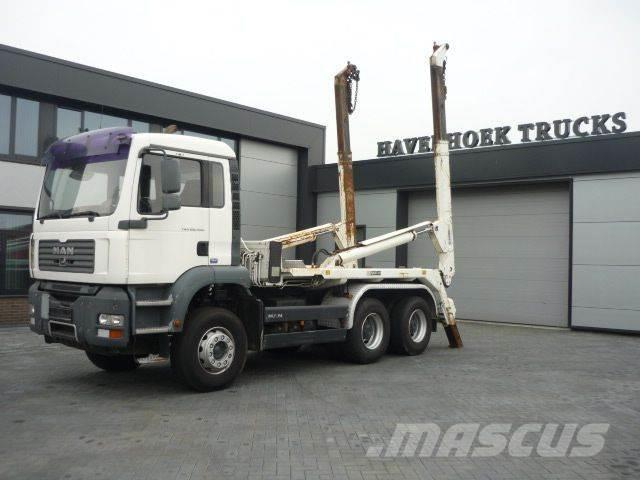 MAN TGA 26 400 6x4 Euro 4 (abzetskipper)