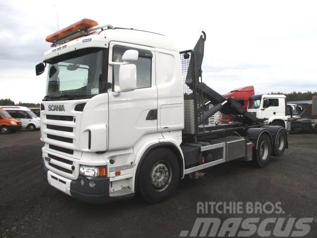 Scania R560LB6X2HNB