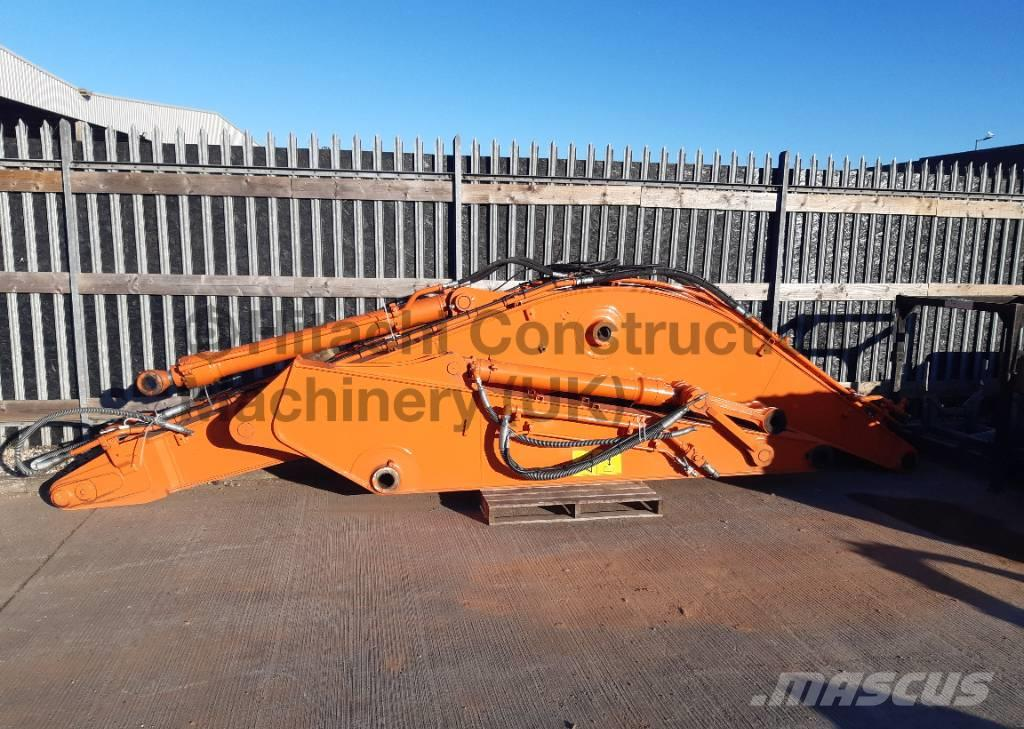 Hitachi ZX210-3 Front End Assembly