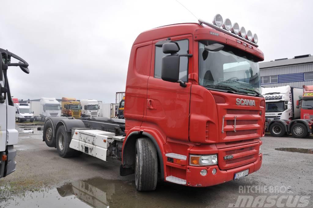 Scania R480LB6X2*4MNB