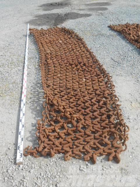 [Other] Erlau 4 Stk. Reifenschutzketten für Radlader