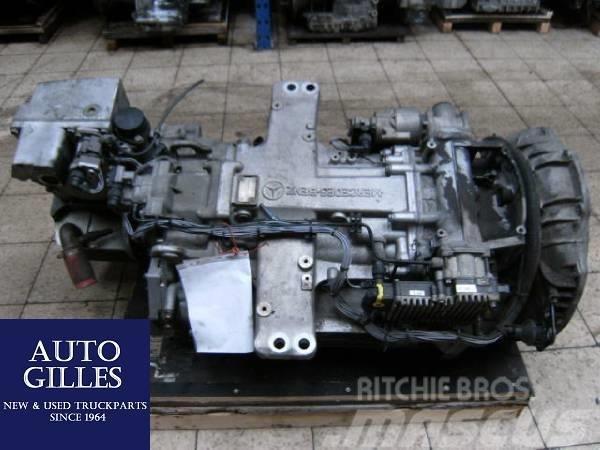 Mercedes-Benz Actros G210-16 EPS  Retarder G 210-16 LKW Getriebe