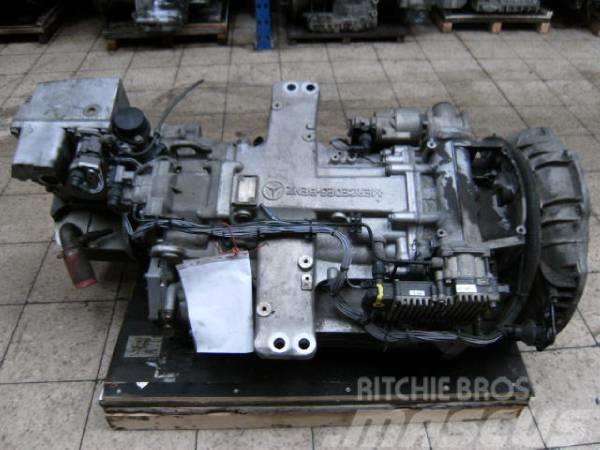 Mercedes-Benz Actros G210-16 EPS 3 Retarder G 210-16